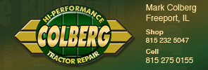 Colberg Hi-Performance Tractor Repair